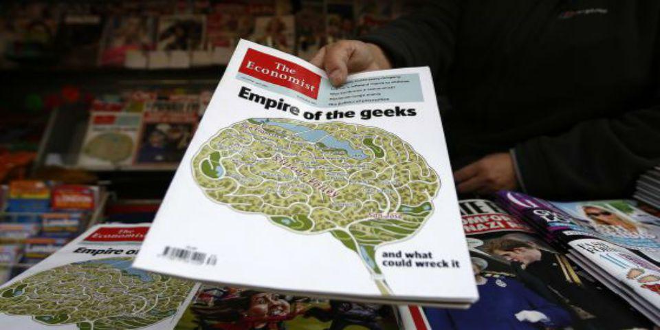 The Economist deja de ser británica - Foto de El País.