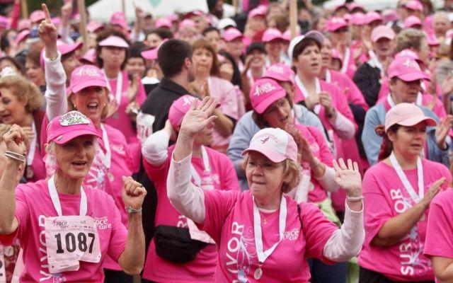 Hacer ejercicio ayuda a supervivencia de cáncer de mama - Foto de videtteonline.com