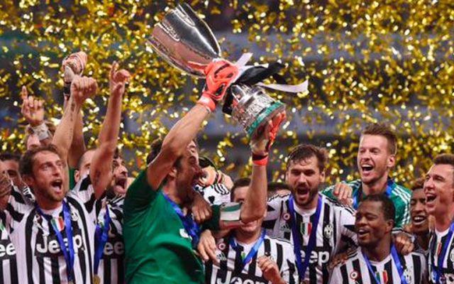 Juventus gana la Supercopa de Italia - Foto de FIFA