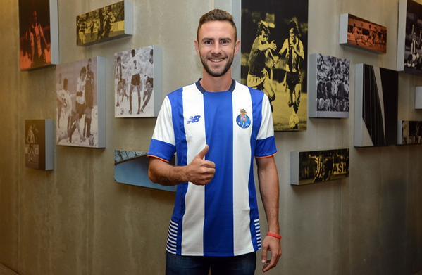 Miguel Layún nuevo jugador del Porto - Miguel Layún. Foto de FC Porto