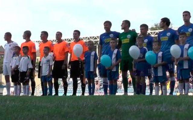 Arranca liga de futbol en Crimea - Foto de RT