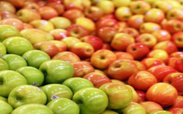 Detectan manzanas contaminadas en la Central de Abasto - Foto de Quadartín.