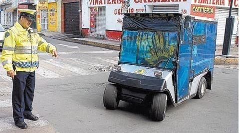 Mototaxis no serán regularizados