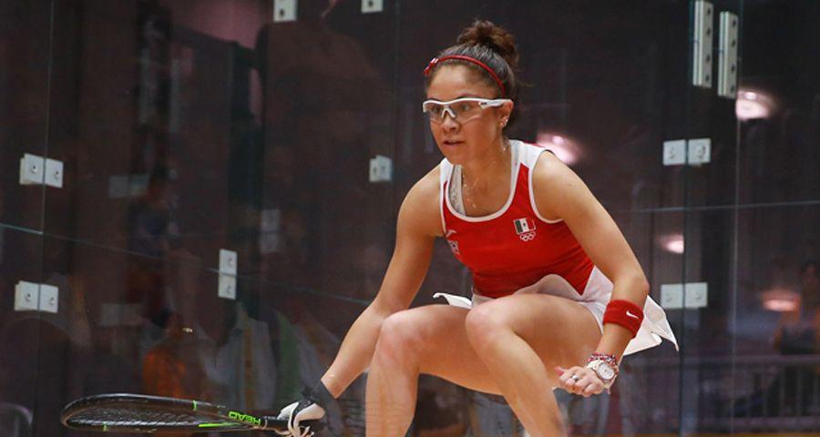Paola Longoria gana primer título de la temporada - Foto de Imago7