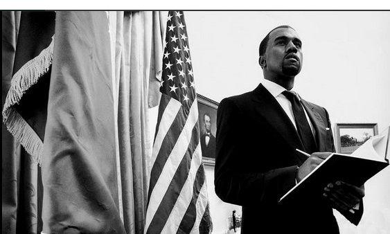 Kanye West quiere ser presidente de los EE.UU.