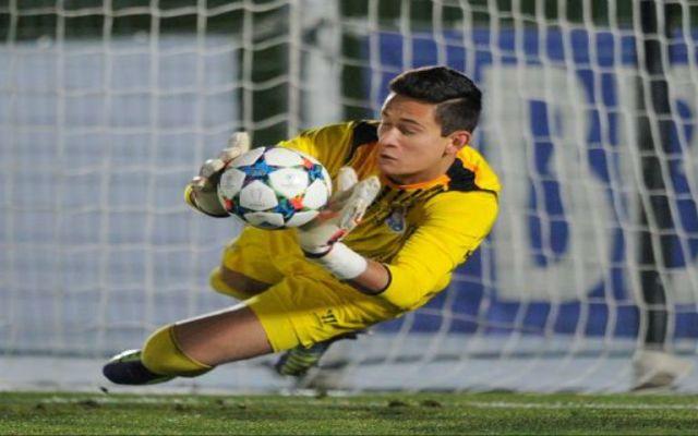 Raúl Gudiño jugará en el Unión de Madeira - Raúl Gudiño
