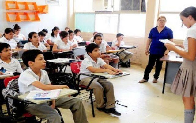 México, primer lugar en sobrepoblación de salones de clases - Foto de periodicolafuente