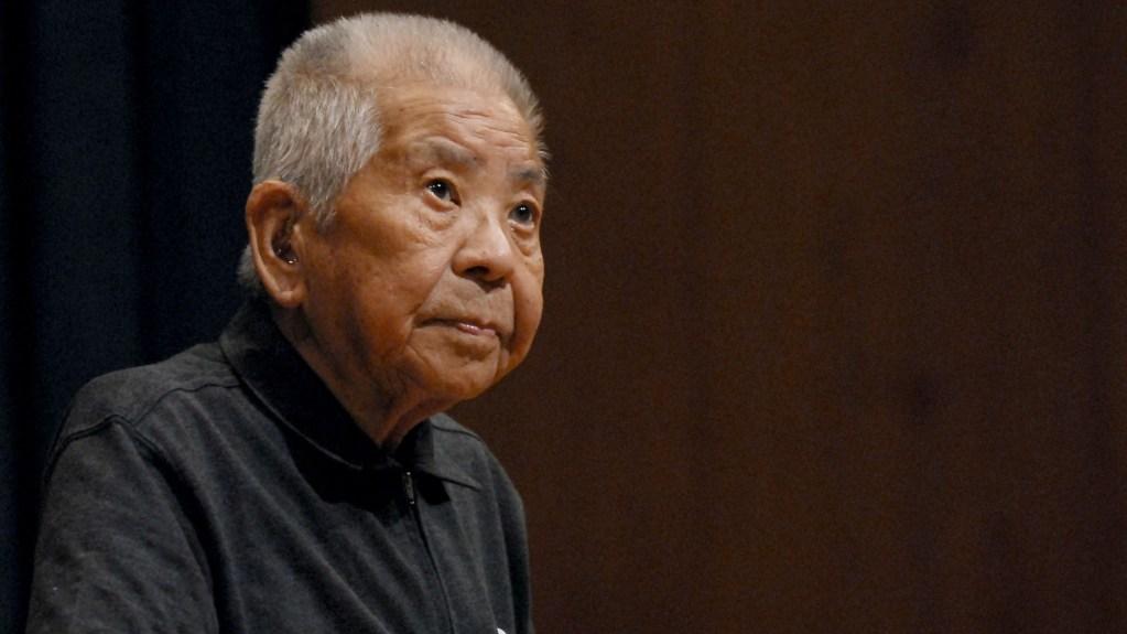 El hombre que recibió dos bombas atómicas - Tsutomu Yamaguchi. Foto de tofugu.com