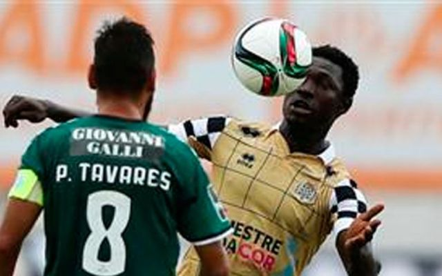 Vitória deja ir la victoria ante el Boavista - Foto de @1001ptsPT
