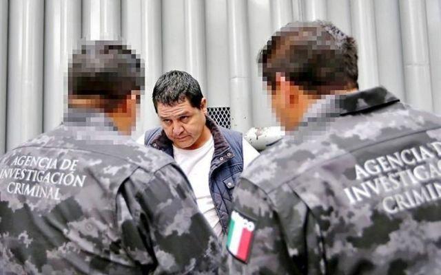 """Dictan formal prisión a """"El Gil"""""""