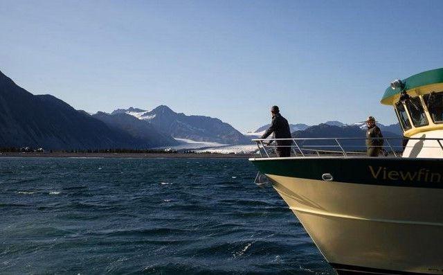 Obama hace viaje a Alaska con un selfie stick - Foto de @WhiteHouse