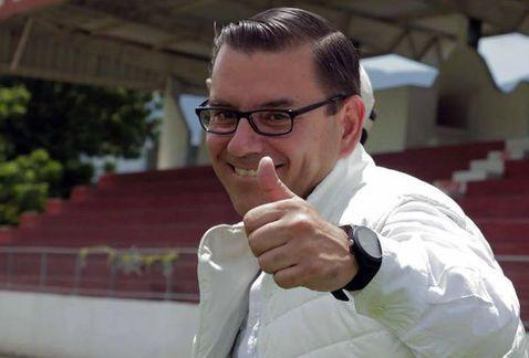 Candidato guatemalteco se retira de contienda por fraude - Manuel Baldizón. Foto de Facebook