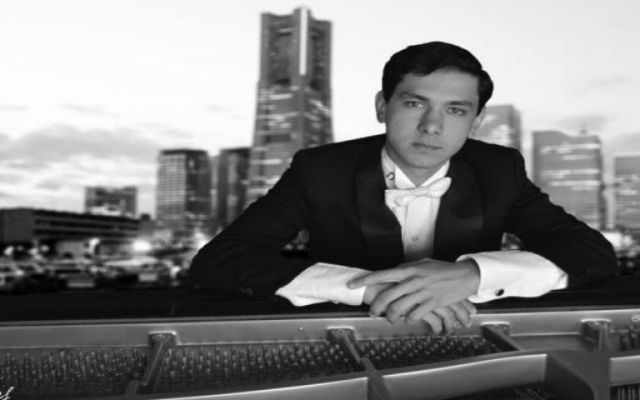 El pianista Luis Hermán Miranda regresa a México