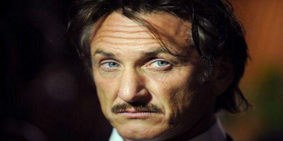 Sean Penn demanda a la revista Empire por 10 mdd - Foto de Twitter