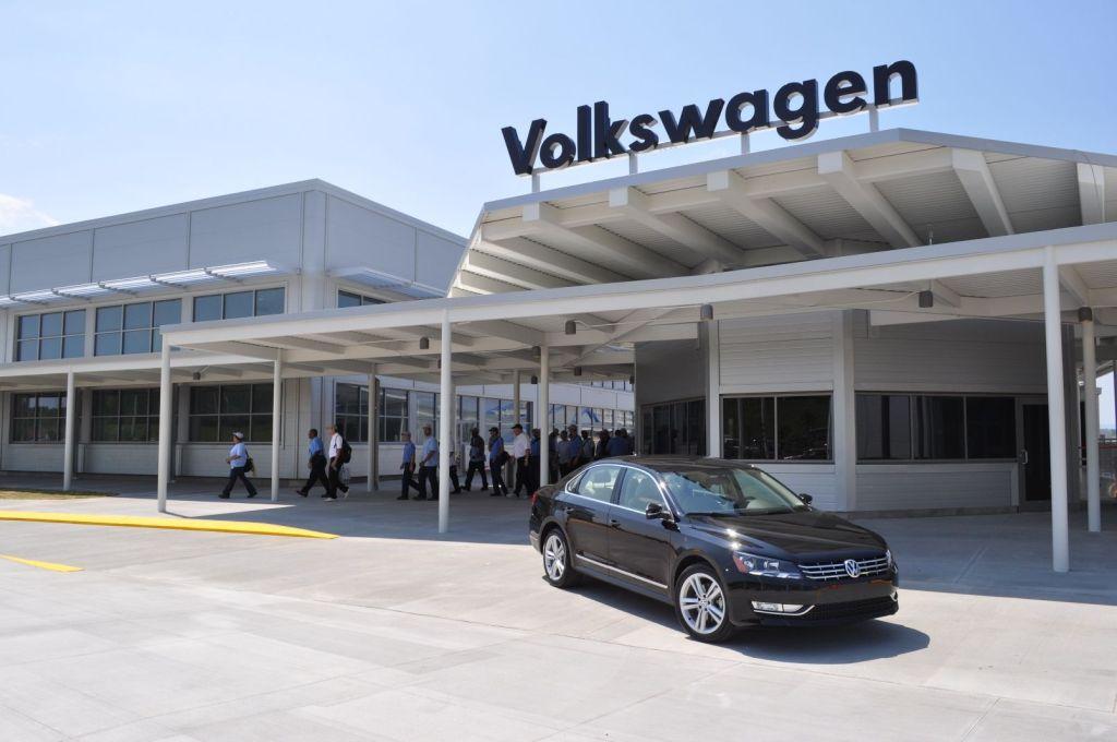 Volkswagen vendió casi 40 mil autos con motores manipulados en México - Foto de archivo
