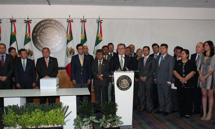 Presupuesto 2016 propone gastos por más de 4.7 billones de pesos - Foto de Canal Congreso