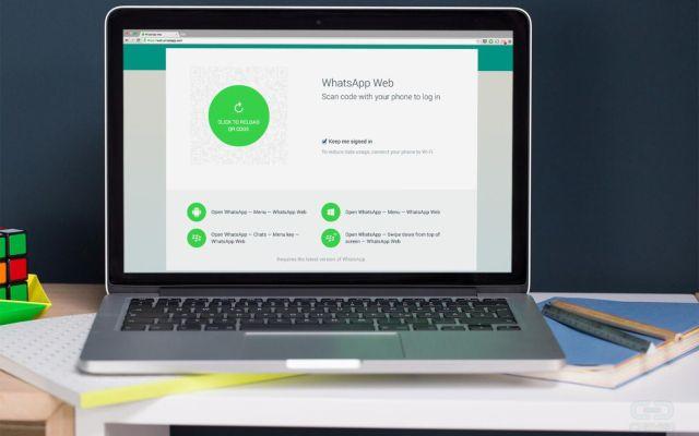 Aplicación para ocultar mensajes en WhatsApp Web