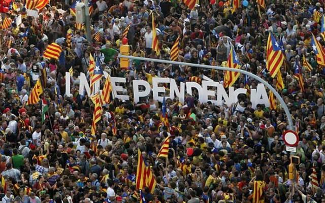 Fin de semana entrante se define independencia Catalana - Independencia de Cataluña - Foto de Internet