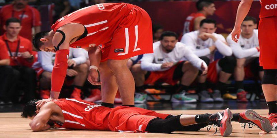 La historia de siempre - Foto de FIBA