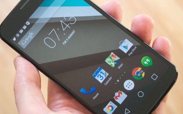 Aparece nueva falla en seguridad de Android - Foto de Motorola