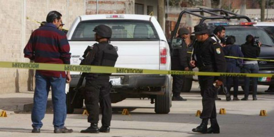 Recrudece la violencia en Veracruz - Foto de Archivo