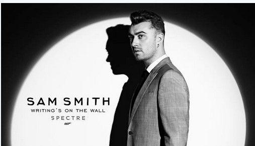 Sam Smith presenta avance del tema de James Bond