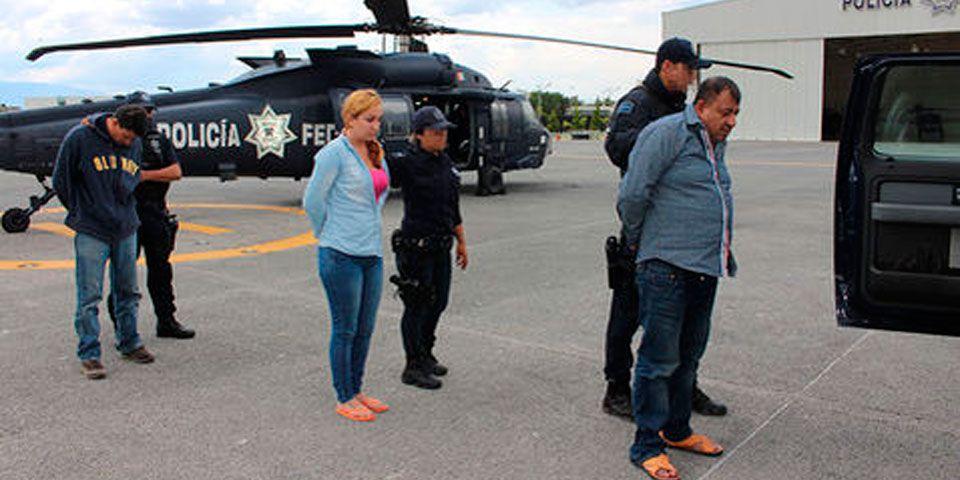 Detienen a jefe de seguridad de 'El Mencho'