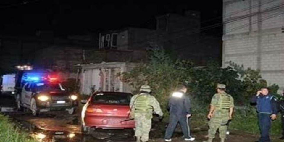 Asesinan a tres personas en una casa de Ecatepec - Foto de Quadratín