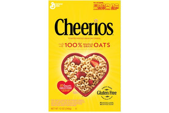 Cheerios Gluten Free - Foto de couponaholic.net