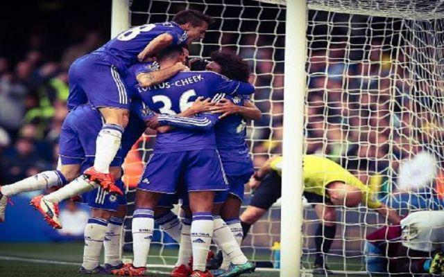 Chelsea regresa al triunfo: vence 2-0 a Aston Villa