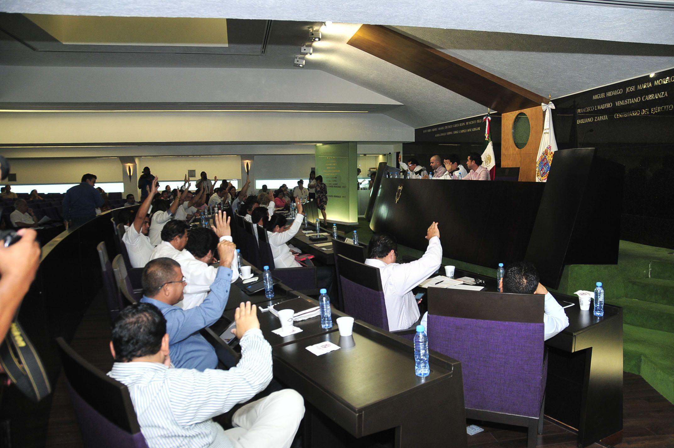 Congreso del estado de Campeche