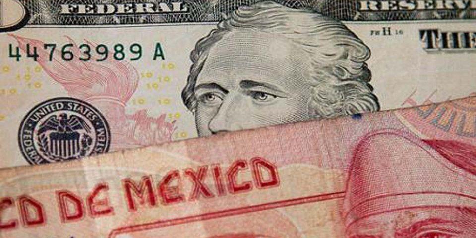 Vuelve a ganar terreno el peso frente al dólar: se vende en $16.68 - Foto de Internet