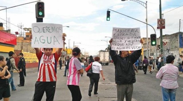 Amenazan con boicotear Gran Premio de México - Vecino de Iztacalco.// Foto de El universal