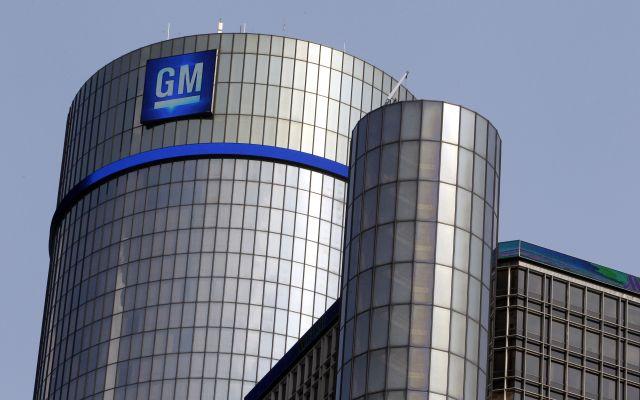 GM llama a revisión 1.4 millones de autos