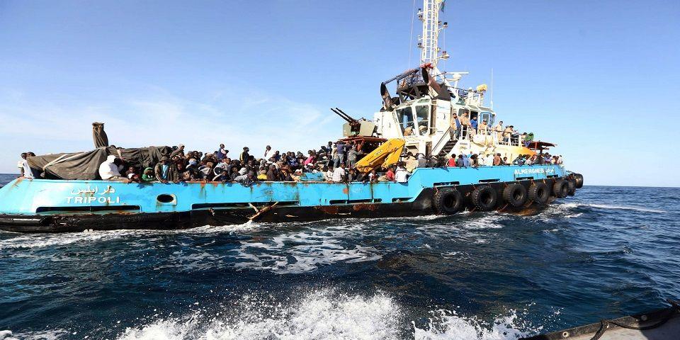 Acuerdan líderes europeos medidas para crisis migratoria
