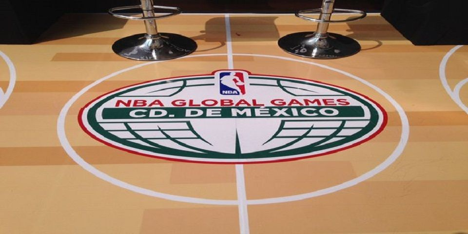 Anuncian duelo oficial de NBA en México