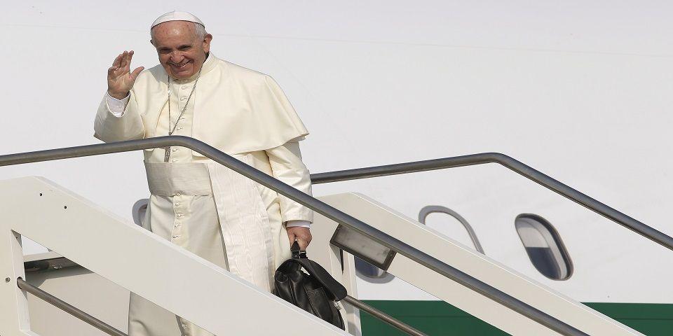 Papa Francisco visitará África