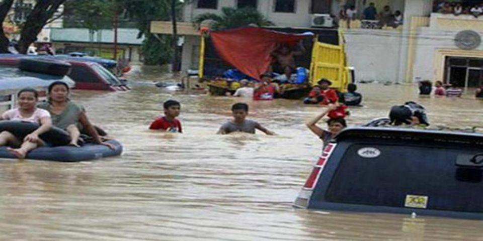 Dejan inundaciones casi 35 mil damnificados en Sonora
