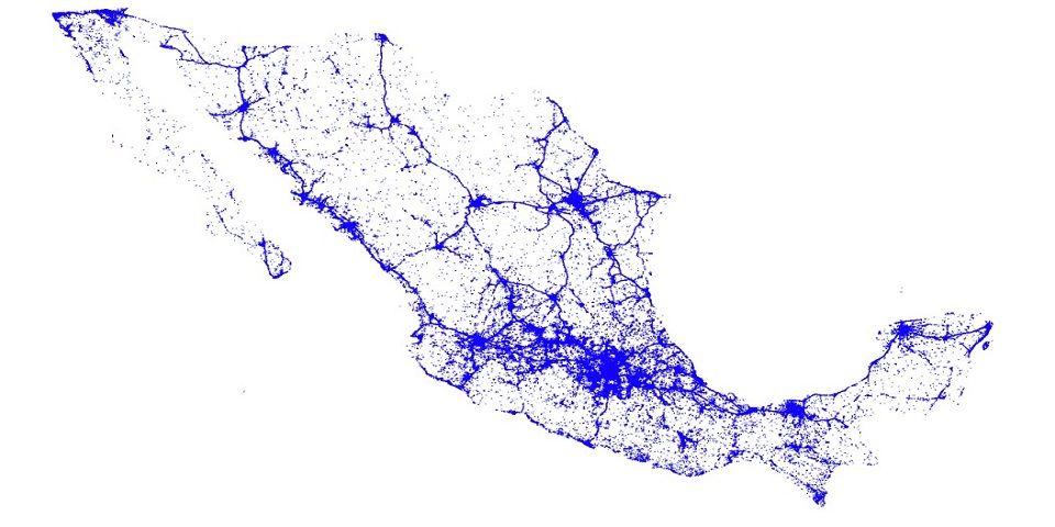 Guerrero es el estado más feliz en tuits