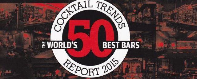 Un mexicano entre los cincuenta mejores bares del mundo - 50 mejores bares del mundo - Foto de worlds50bestbars.com