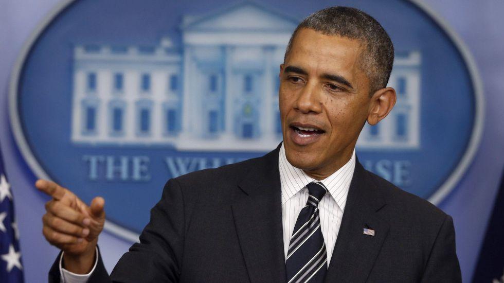 Urge revisar ley de armamento en EE.UU.: Barack Obama