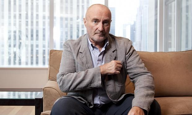 Phil Collins deja su retiro y regresa con nuevo disco