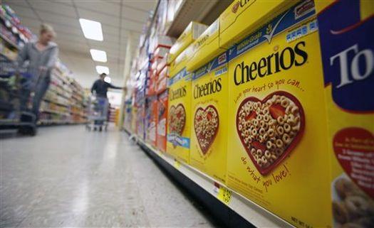 Retirarán cereal Cheerios por error de etiquetado - Cheerios - Foto de startribune.com