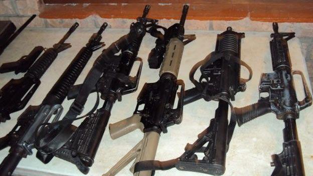 Viernes Negro deja cifra récord en petición de compra de armas - Foto: internet