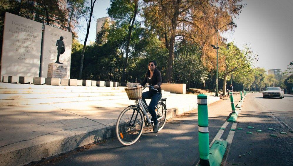 Darán mantenimiento a ciclovía de circuito Gandhi - Foto de flickr