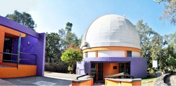 Afinan observatorio en Puebla para monitorear asteroide - Foto de internet