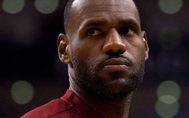 LeBron James se pierde el final de la pretemporada - Foto de AP