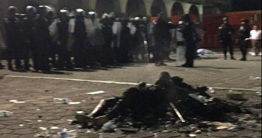 Linchan a dos presuntos secuestradores en Puebla