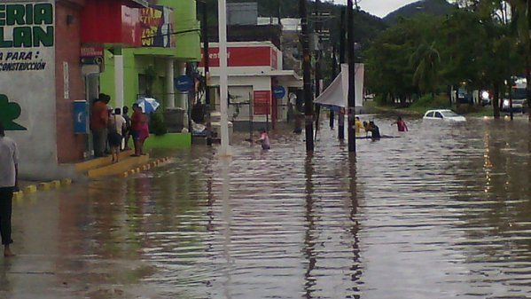 Recursos de ayuda en Colima no van a operadores políticos: Meade - Foto de @lajornadaonline
