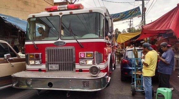 Explosión en mercado de Sonora deja 7 heridos - Mercado de sonora.// Foto de ForoTv
